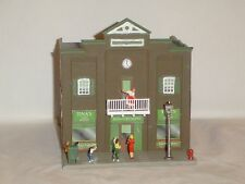 Smalltown USA HO Scale Tina's Tart Shoppe #699-6000 Custom Assembled