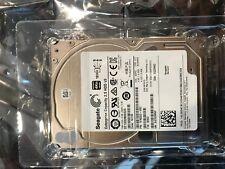 """Seagate ST1000NX0323 Enterprise 1TB 7200RPM SAS 12.0Gbps 2.5"""" HDD Warranty"""