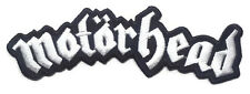 NEW MOTORHEAD MUSIC ROCK EMBROIDERED SYMBOL LOGO IRON ON PATCH SHIRT PO509