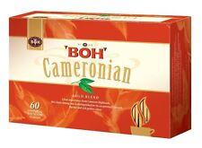 Malaysia Cameron Highlands  Boh Tea  Cameronian Gold Blend Tea 60 Tea Bags,120g