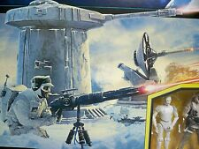 K1710111 DEFENSE OF HOTH MISB MINT IN SEALED BOX STAR WARS ANTI VEHICLE CANNON
