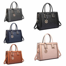 White Faux Leather Bags & Handbags for Women