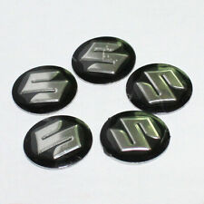 5 x 14mm SUZUKI Replacement Key Fob Badge Sticker