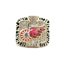 2002 DETRIOT Red WING Hockey Stanley Cup Championship Ring SZ 10.