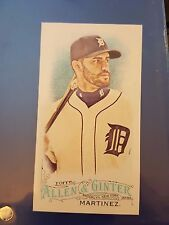 2016 Topps Allen & Ginter #385 J.D. Martinez Mini SP Exclusive NrMint-Mint