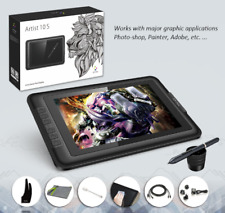 Graphic tablet XP-PEN ARTIST10S SINGLE connection small and comfortable size