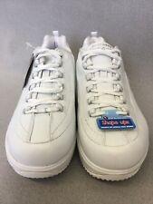 76428 Skechers for Work Women's Shape Ups Slip Resistant White Size 9 US
