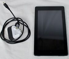 """Amazon kindle fire 7th generation 7"""" 16GB with charger"""