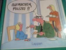 ULI STEIN - AUFMACHEN, POLIZEI ! - LAPPAN VERLAG OLDENBURG 1992 -