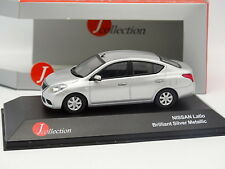J Collection 1/43 - Nissan Latio Silver