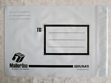 100 10x13 Poly Mailers Envelopes Self Adhesive Shipping Bags MailerOne 3.2 Mil