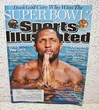 Sports Illustrated February 4 2013 Ray Lewis Baltimore Ravens Super Bowl