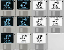 Korg O1/W 11 disk set of synth patches (Floppy Disks)