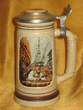"""1987 Avon Canada """"The Shipbuilder"""" Stein-Ceramarte"""