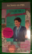Straight Talk On Menopause Judith Reichman 2VHS PBS Physical Emotional Changes
