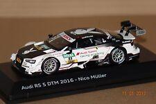 Audi RS 5 DTM 2016 N.Müller #51 1:43 Spark/Audi neu & OVP 502.16.001.34