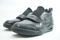 1d3dc4cf2e8d Nike Womens Air Tech Challenge XVII 2 Triple Black Sneakers Sz 8.5 NEW  DISPLAY