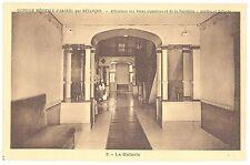 CPA 25 (Doubs) - CLINIQUE MEDICALE D'ARGUEL par Besançon - 8. La Galerie