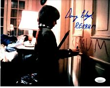 DANNY LLOYD signed 8x10 Photo Danny Torrance The Shining Horror Movie REDRUM JSA