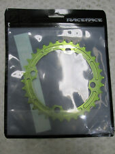 Race Face Single Narrow Wide 104mm BCD 34t Green Mountain Bike Chainring