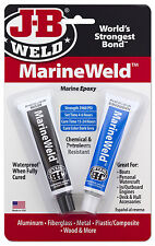 JB J-B Weld 8272- MarineWeld - Marine 2 Part 1oz ea Epoxy Marine Glue - 1st Post