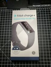 Fitbit Charge 4 Advanced Fitness Activity Tracker +GPS - Black