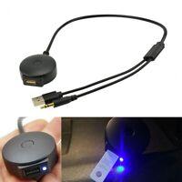 Car Bluetooth Audio 3.5mm AUX USB Music Adapter Set For BMW R7L9