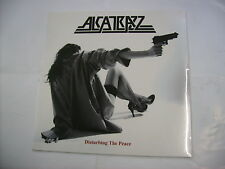 ALCATRAZZ - DISTURBING THE PEACE - LP VINYL NUMBERED COPY #943/1000 - NEW SEALED