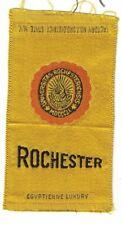 1910s S25 tobacco / cigarette / college silk University of Rochester