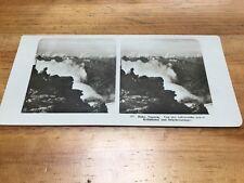 Vintage Stereoscopic Slide Hohe Tauren ..