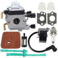 Fit STIHL FS38 FS 45 FS55 Trimmer Weed Eater Ignition Coil Fuel Line Carburetor
