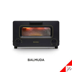 BALMUDA The TOASTER Premium Modern Classic K01K-KG Black 220V Korean Ver.