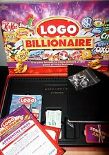 LOGO Billionaire Board Game Brands to Make Billions Drumond Park Fun