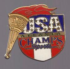 1996 USA Champs Sports Atlanta Olympic Pin