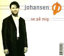 JAN JOHANSEN Se På Pa Mig 3track Lionheart LHSCD011 1995 Maxi CD Single
