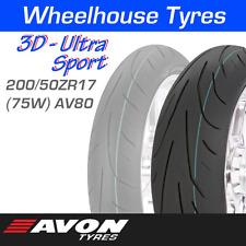 200/50ZR17 (75W) Avon 3D Ultra Sport T/L