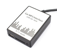 USB SD mp3 AUX adaptador Interface Mazda 3 BK 5 CR 6 GG Gy GH mx-5 NB NC