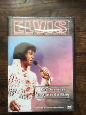 COLLECTION ELVIS PRESLEY...  DVD Les Derniers Instants Du King