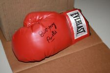 "BURT YOUNG SIGNED EVERLAST BOXING GLOVE ""PAULY"" ROCKY MOVIES STALLONE JSA CERT"