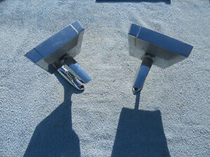1961 1962 1963 1964 Ford galaxie exterior side door mirrors