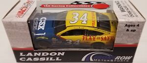 Landon Cassill 2017 Lionel #34 CSX Play it Safe Ford Fusion 1/64 FREE SHIP