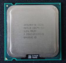 CPU Processore Intel Core 2 Duo E8600 6 MB di cache, 3,33 GHz, FSB a 1333 MHz