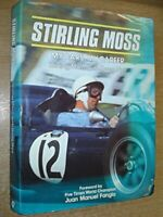 Stirling Moss: My Cars, My Career by Nye, Doug 0850599253 The Fast Free Shipping