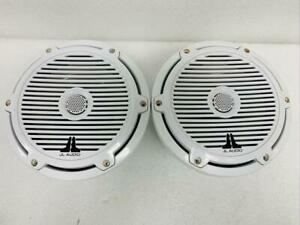 "JL Audio M770-CCX-CG-WH 7.7"" Marine Boat Speakers White"