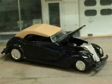 1937 37 Ford Rapid Custom Convertible Show Rod 1/64 Scale Limited Edition F17