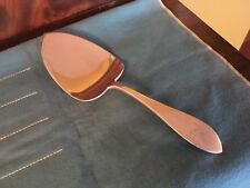 Antique Old Newbury by Old Newbury Crafters Sterling Silver Pie Server 8 1/4""