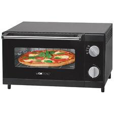 Clatronic MPO 3520 Horno sobremesa especial para pizza, capacidad 12 l, 1000 W