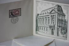 DOCUMENT PREMIER JOUR - 17 x 17 cm - 1971 - ECOLE DE MEDECINE - N° 29
