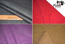 Hoja de fieltro de lana mezcla de la tela gruesa 4 Colores Manualidades Juguete Oso hace, 92 Cm de Ancho