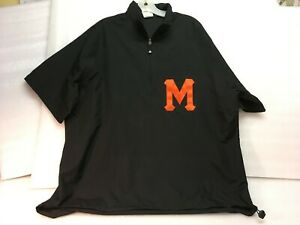 Minneapolis Millers Jacket used during a Minnesota Twins game #57 Size L #J26